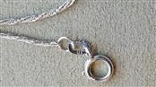 "15"" Silver Chain 925 Silver 2.8g"